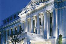The Ritz-Carlton - San Francisco / Located in the heart of one of the world's favorite cities, The Ritz-Carlton, San Francisco holds the highest rating - Forbes Four-Star and AAA Five-Diamond - providing the ultimate in personalized service, comfort and luxury
