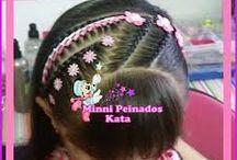 Peinados con trensa