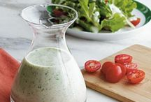 Recipes - Dressings-Sauces-Dips-Marinades