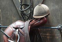 Saddles horses
