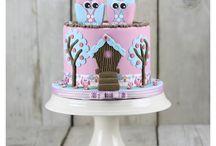 Taarten en cup cakes ❤️