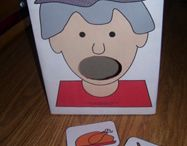 There was an Old Lady Who Swallowed a Pie Early Learning Printables / Just when you thought you had enough, there is more! Enjoy these 'There Was an Old Lady who Swallowed a Pie' activities and more at www.makinglearningfun.com!