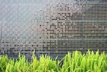 Perforated metal
