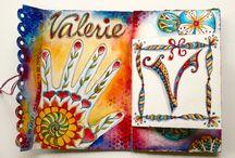Valerie Sjodin Art Journal
