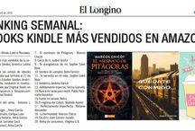 Ranking Semanal Amazon