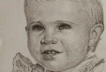 Reynel Art - Pencil drawings / Reynel Art - Pencil drawings