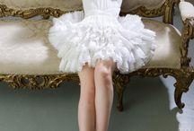 Wedding dresses short / by Elle Dimitrova