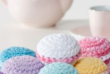 Calorie Free Cakes / Crochet, Felt, Knit, Sewn / by Kylie Hodges