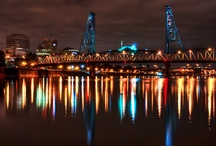 Bridge City / The beautiful bridges that are the gateway to Downtown Portland.  / by Downtown PDX