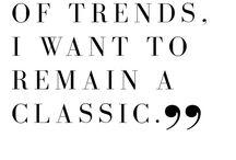 Inspiration / World's fashion designers