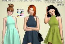 Ts4 vestiti donna
