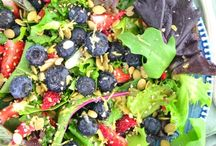 Awesome Salads and Dressings