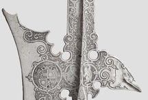 medieval weapons