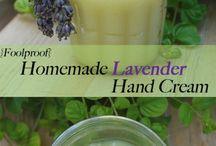 Handmade cosmetics