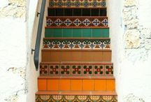 Home inspiration ~ Tiles