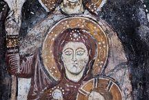 pittura medioevale