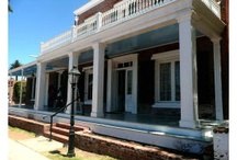 Whaley House Museum / The Whaley House is a fun, historical home to explore during a visit to Old Town San Diego.