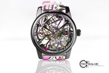 Water Printing LUXURY WATCHES
