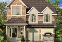 Paradise Meadows Hamilton / A gallery of home plans, interiors and the community of Paradise Meadows in Hamilton Ontario.