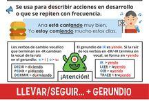 Espanol: gerundio