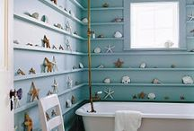 Bathroom decor ideas / Bathroom decorating ideas / by Julie Athos