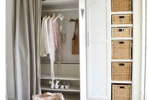 Ideas for wardrobes