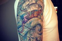 Tattoo ideas / by Chester Seaborn