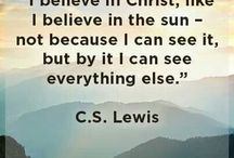 CS Lewis / Quotes