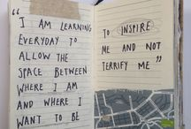 a diary I'll never write