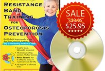 Resistance Band Training for Osteoporosis Prevention / How to use resistance bands to strengthen your muscles to strengthen your bones!
