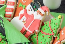 Biscuiți pentru Crăciun si Anul Nou