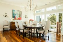 Dining / Dining Areas designed by Mortise & Tenon