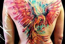 Tatuajes de fénix
