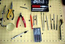 Modelářské nástroje