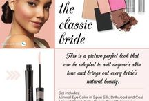 Bridal Beauty / Create gorgeous makeup looks for your special day with our favorite Mary Kay products!