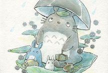 Illustration - watercolor