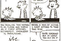 Calvin and hobbs