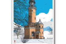 Leuchttürme · Lighthouses / Leuchttürme der Nord- und Ostsee Lighthouses of the North and Baltic Sea