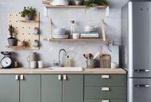 Tiny keittiö