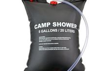 Sailboat luxuries - Shower
