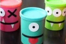 Monster Party | THEME / by Forever Your Prints