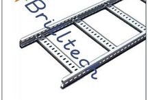 ladder cable tray manufacturers / As popular ladder cable tray manufacturers, suppliers and exporters, we are well-known in the market because of the quality product, after sale services and affordable price. These types of cable trays are widely used in various industries to support power cables.