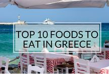 Food Travel: Greek Cuisine