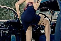 Pin up rockabilly
