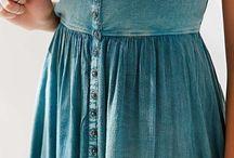 günlük elbise (daily dress)