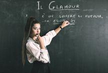 schoolgirl / #Glomour, @girl, #School