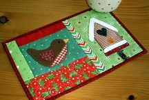Quilting small projects / by Mary Sedlak