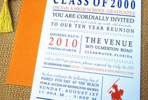 Invitations / by Shelley Doyle
