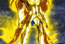 #Leo Aioria God Cloth #SaintSeiya
