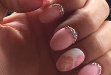 Nails, Dresses / Nails, dresses